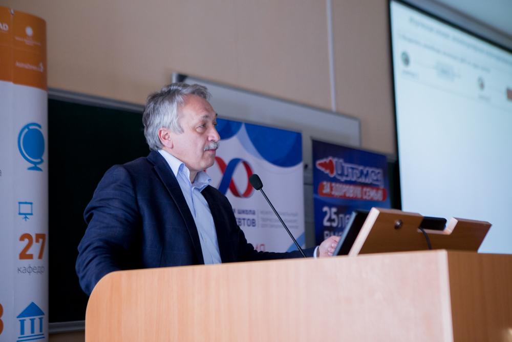 Сергей Киселев рассказывает о лекарствах будущего