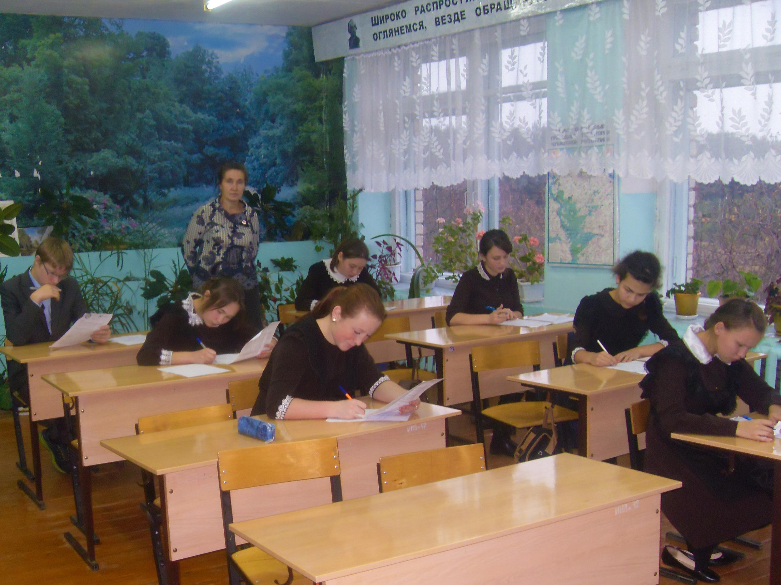Тестирование-в-Балабаш-Баишевской-СОШ-Батыревского-района-Чувашской-Республики