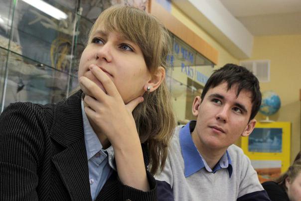 Участники РШФ в СОШ №6 г. Калининград Калининградской области