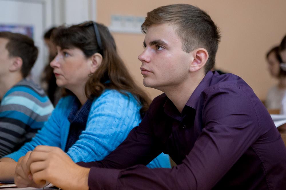 Финалисты РШФ и их родители