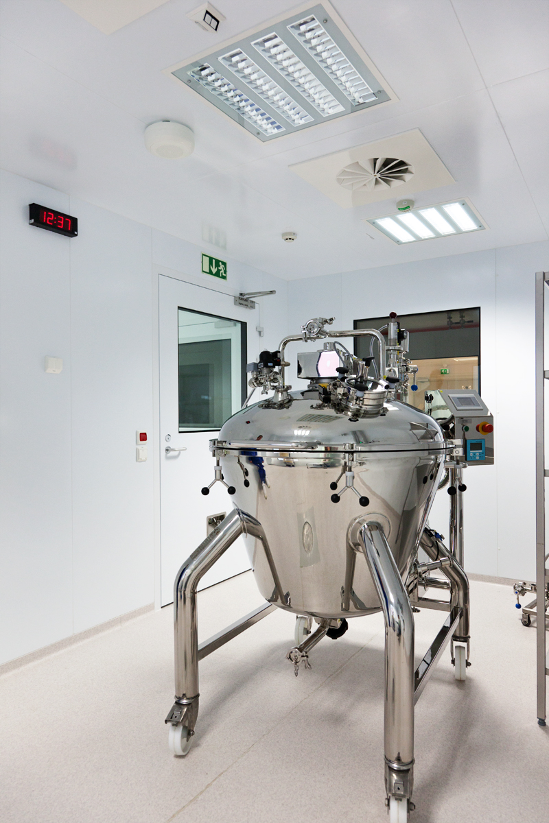 Реактор для приготовления спрея