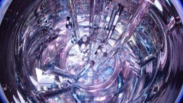 <b>Мешалка для перемешивания продукта в объеме реактора</b><br><span>Автоматизированная линия для производства фармацевтических эмульсий и мазей: MZUTS 300 CF (URLIŃSKI, Польша), MZUT-EMB 200 SSCF (URLIŃSKI, Польша)</span>