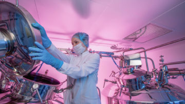 <b>Подготовка установки к началу технологического процесса</b><br><span>Установка для приготовления сиропа УПС-1250 (АРТЛАЙФ ТЕХНО, Россия)</span>