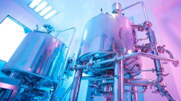 <b>Смеситель-гомогенизатор и плавитель жировой массы</b><br><span>Автоматизированная линия для производства суппозиториев</span>