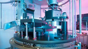 <b>Автоматическая капсулонаполнительная машина с системой дозирования: MG2 (AlterNOVA, Италия)</b>