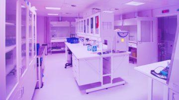<b>Лаборатории отдела контроля качества завода Cytomed OY (Лаппеэнранта, Финляндия)</b>