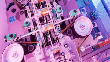 <b>Автоматическая упаковочная машина: MA255 (MARCHESINI GROUP S.p.A, Италия)</b>