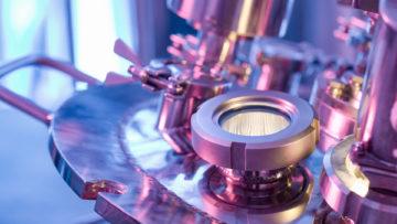 <b>Смотровое окошко реактора</b><br><span>Автоматизированная линия для приготовления сиропа УПС-1250 (АРТЛАЙФ ТЕХНО, Россия)</span>
